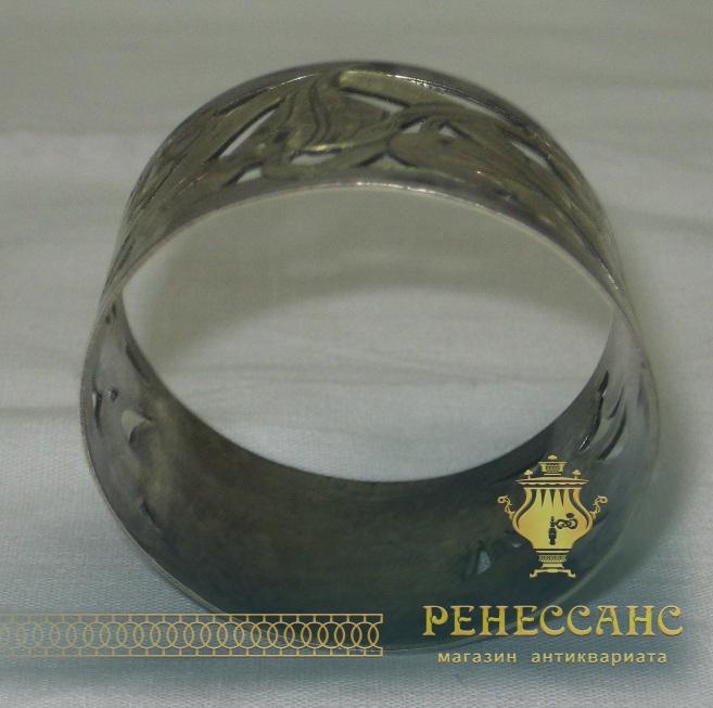 Кольцо для салфеток серебро 84 пробы Россия 19 век №1258