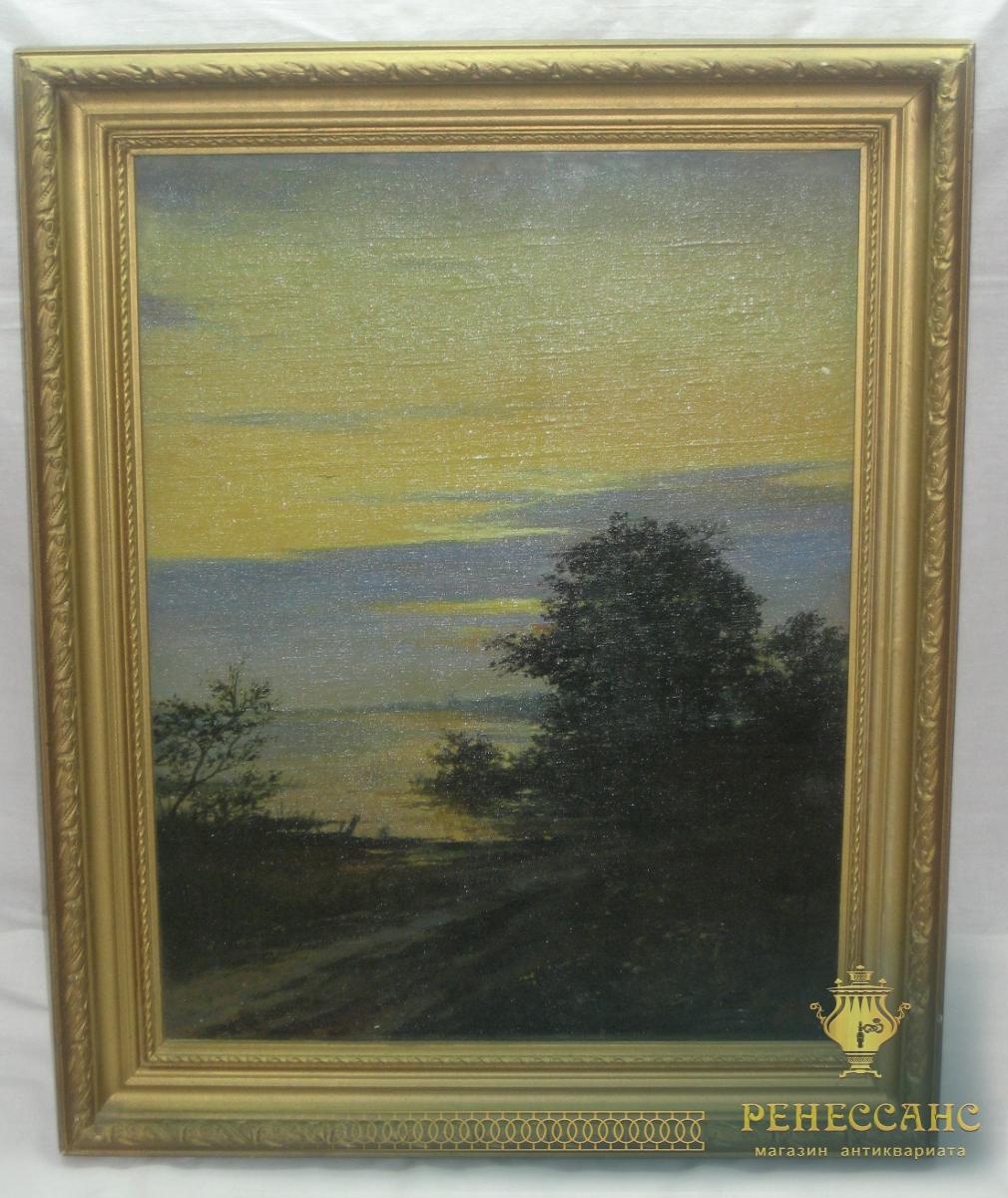 Картина «Природа» 20 век №1141