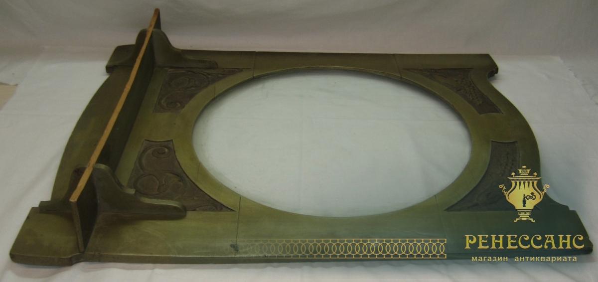 Рама, рамка под акварель, с полочкой, модерн №2067