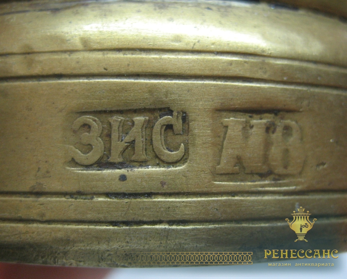 Ступа старинная, ступка с пестиком, Россия 19 век №2320