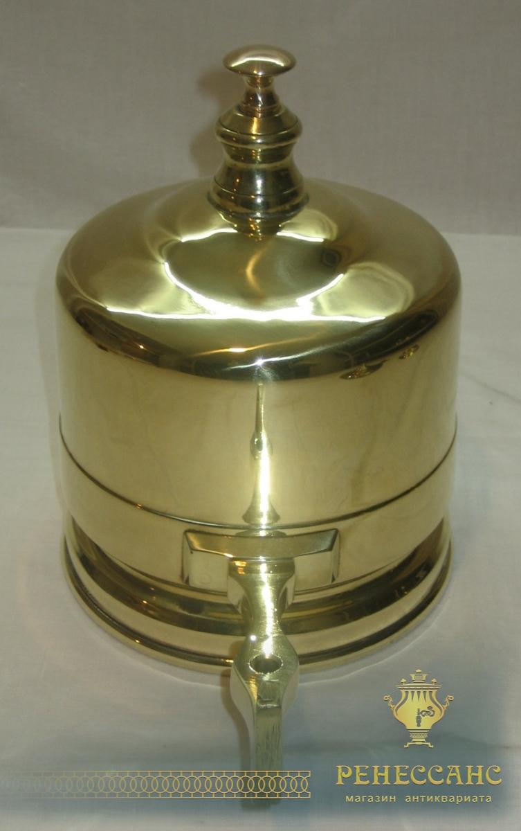 Умывальник старинный, рукомойник, на 2 литра №2351