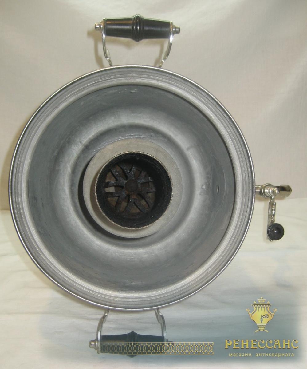 Самовар жаровой на 7 литров, «ЗШВ  1974 год» №686