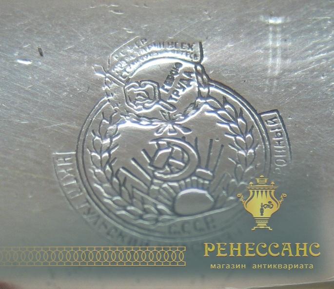 Самовар старинный на дровах «рюмка», на 6,5 литров, Россия 1920-е годы №703