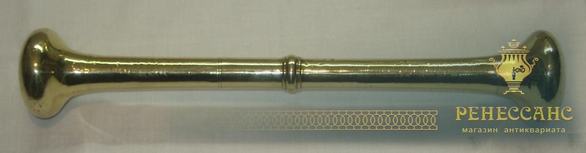 Ступа с пестиком, ступка старинная, большая, Россия 19 век №2522
