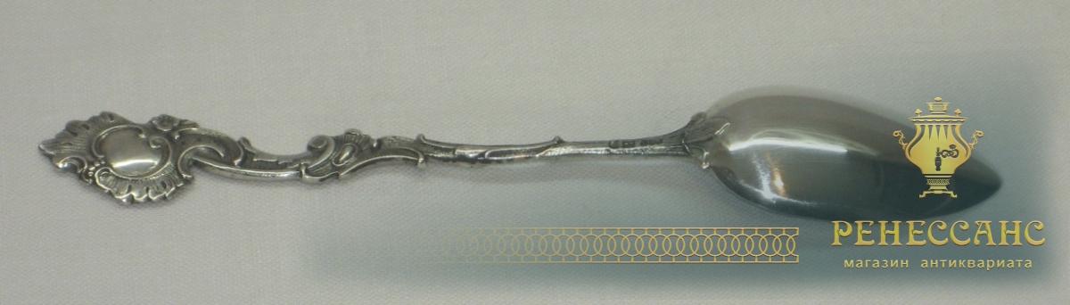 Ложка серебряная детская, Европа 20 век №2409