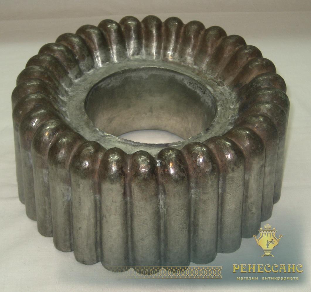 Форма для кекса, для выпечки, Россия 19 век №2567