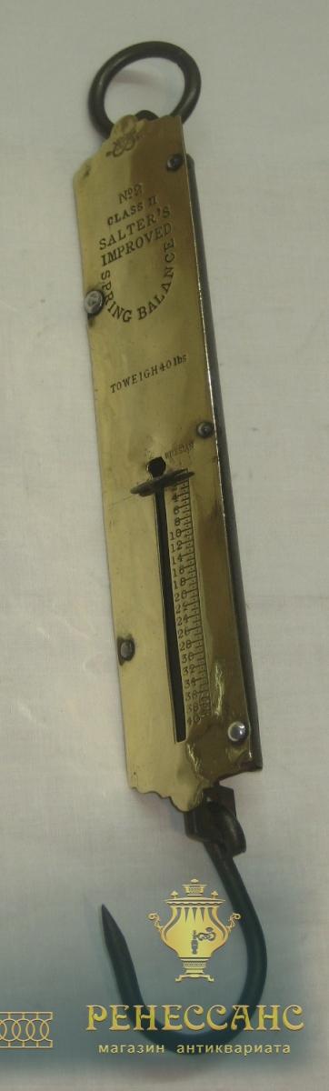 Безмен старинный, весы, Россия 19-20 век №2640