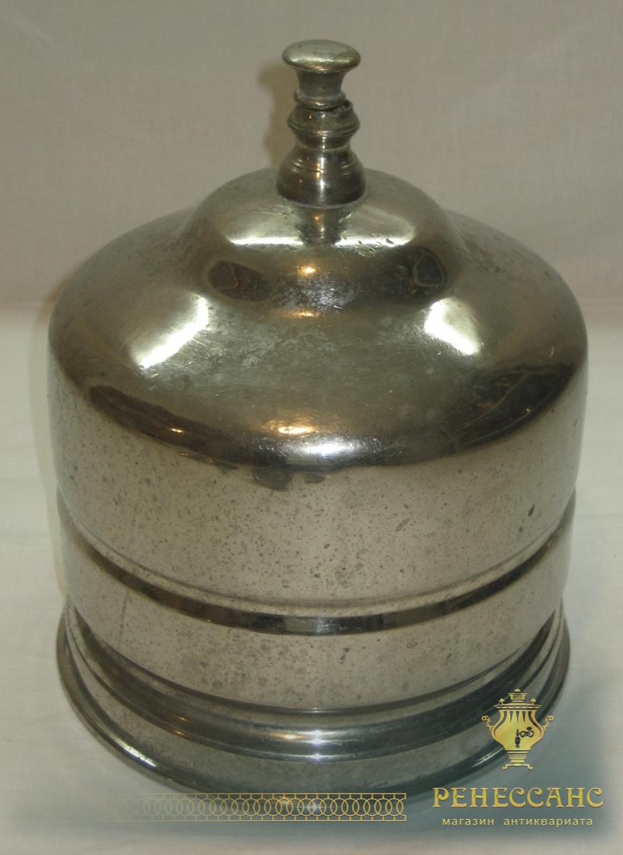 Умывальник старинный, рукомойник на 3 литра, «Кольчугинский з-д» №2675