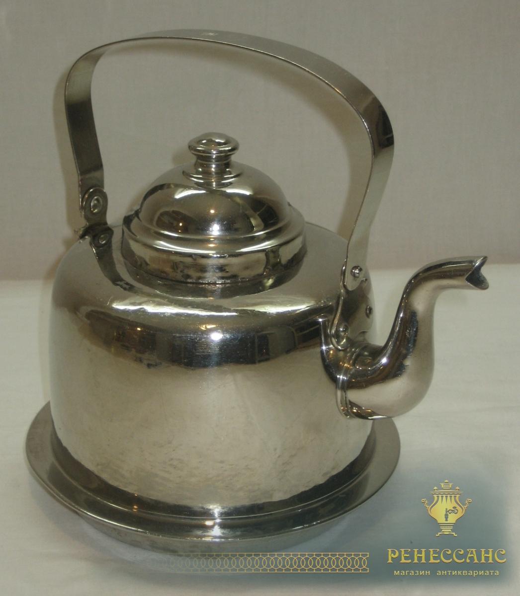 Чайник старинный на 1,5 литра «Хельсинки» 20 век №