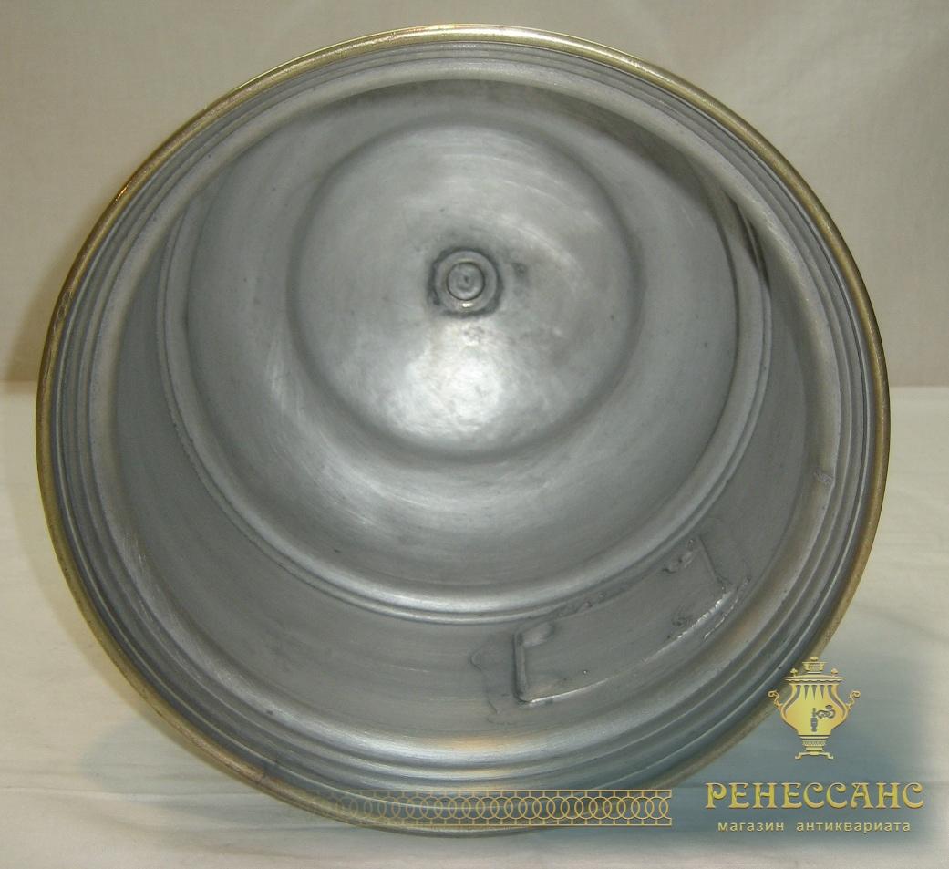 Умывальник старинный на 6 литров, большой №2821