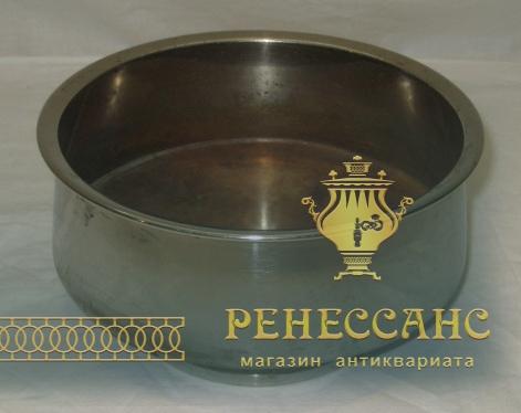 Полоскательница, капельник старинный «Красный Выборжец» СССР №3281
