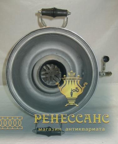 Самовар угольный «банка» на 7 литров, «ЗШВ» 1964 год №890