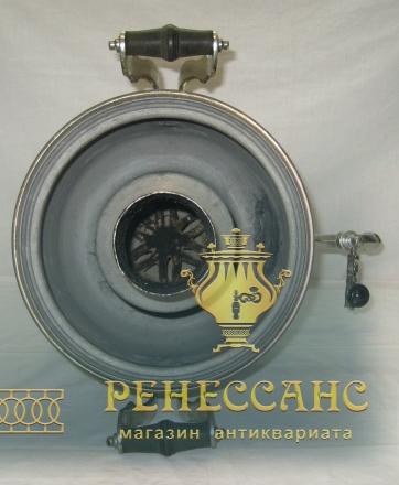 Самовар угольный «банка» на 4,5 л, «Тула» 1957 год №956