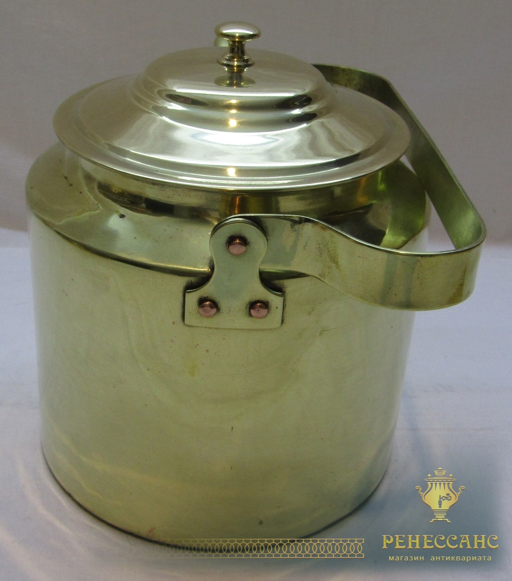 Чайник старинный на 3,5 л, «Тула» 1949 год №4720
