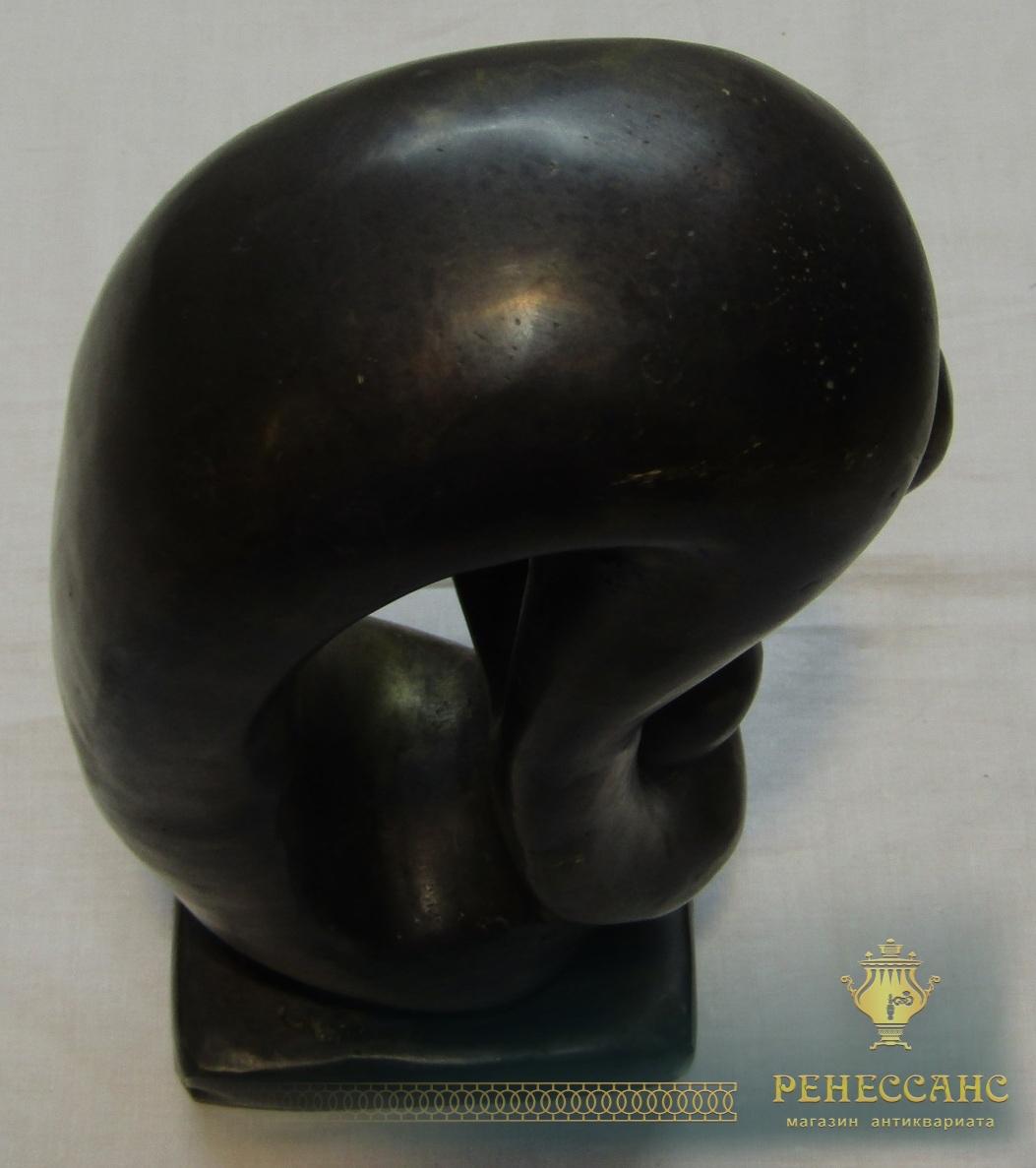 Скульптура, фигура редкая, 20 век №4769