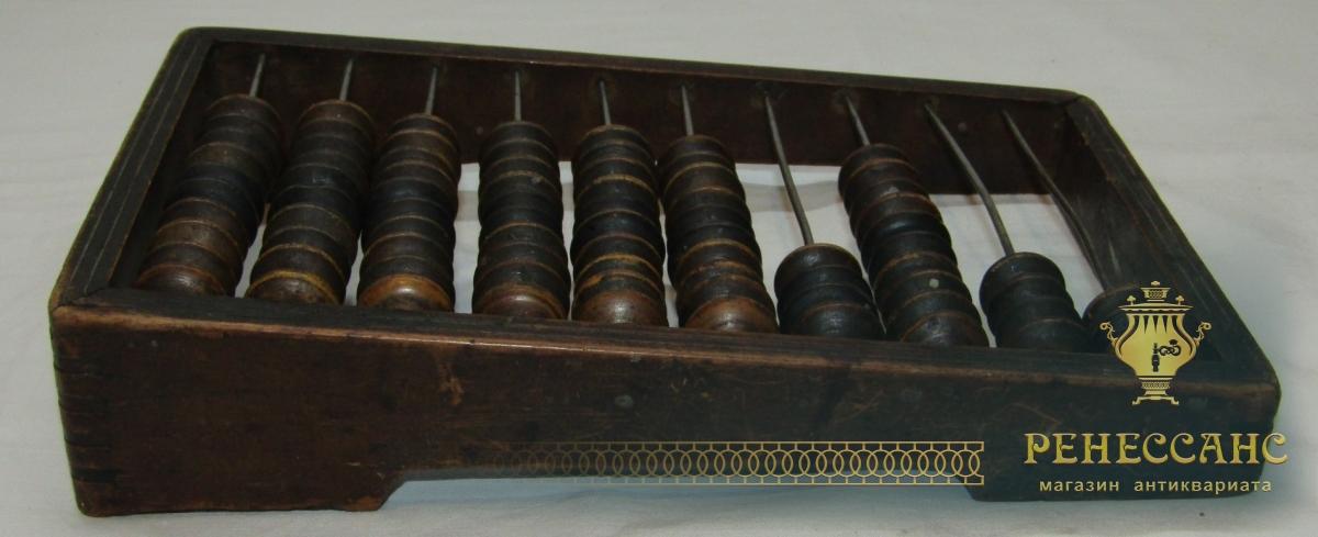 Счеты деревянные №5840