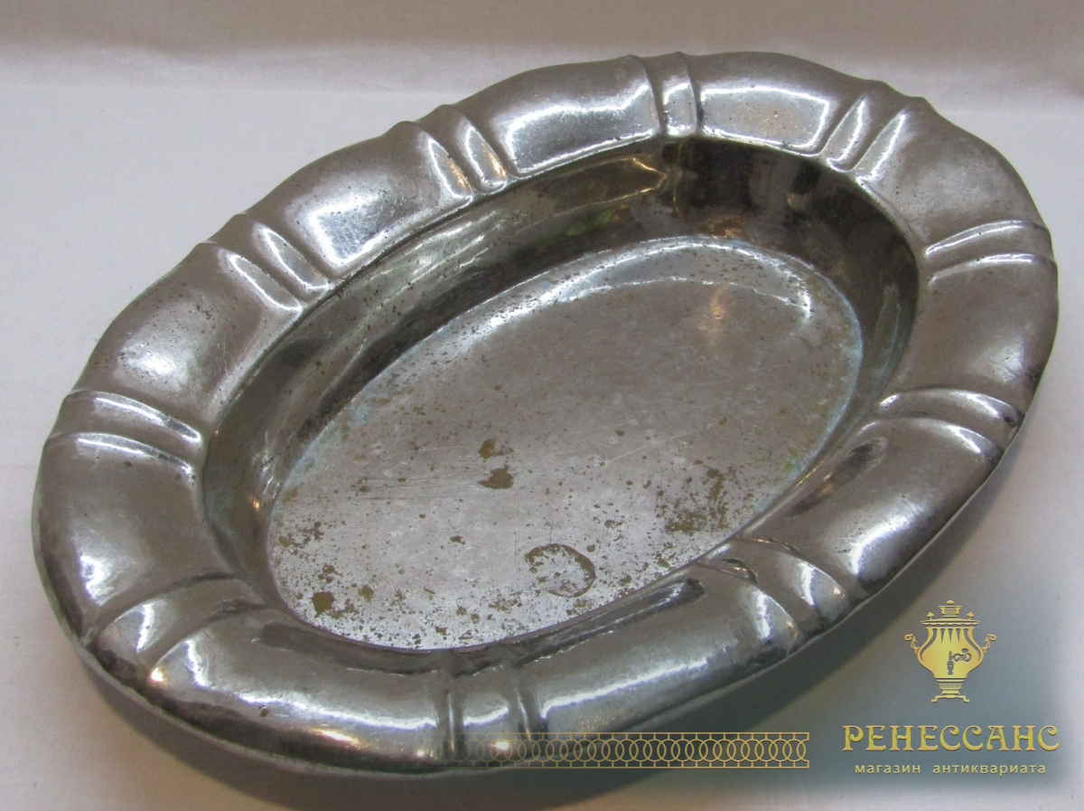 Фруктовница, блюдо старинное, вазочка №5999