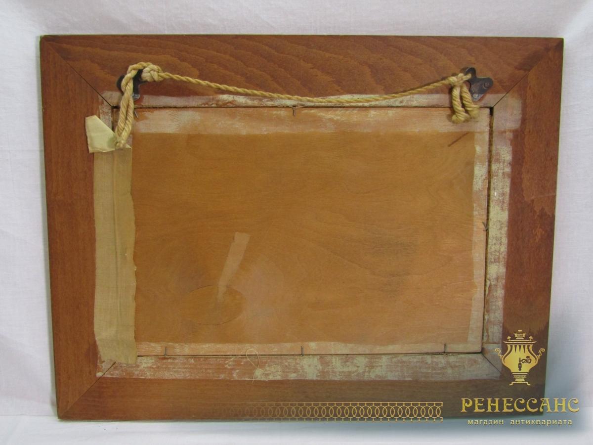 Рамка для картины, для фото Фоторамка старинная, дерево №7000