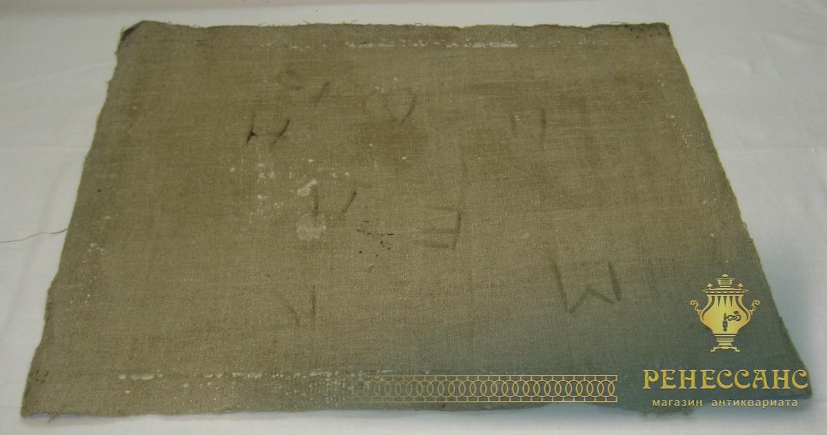 Картина «Сирень», холст, масло №1653