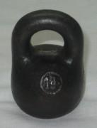 Гиря, гирька чугунная на 1 фунт 19 век №1234