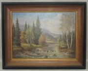 Картина «Река Тиса рядом с Раховым» №1142
