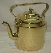 Чайник латунный, объем 3,5 литра, «Тула 1954 год» №2216