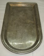 Поднос в форме арки, никелировка, «Тула» №2219