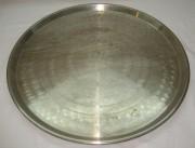 Поднос под самовар, круглой формы, «Кольчугино» №2224
