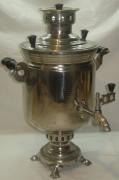 Самовар жаровой, на 5 литров, «ЗШВ 1974 год» №662