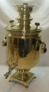 Самовар на дровах «банка», с медалями, на 7 литров, «Баташев» №671