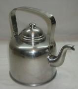 Чайник на 1,5 литра, никелировка, «Хельсинки» №2328