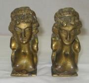 Элемент мебели, бронза, позолота №2359