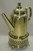 Чайник старинный, бульотка, на 1,5 литра, 19-20 век №2487