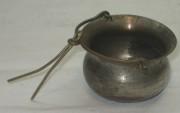 Ситечко в чайник, серебрение, Европа 19-20 век №2489