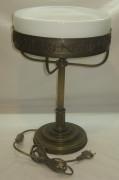 Лампа настольная старинная, светильник, в стиле ампир, 19-20 век №2562