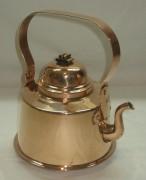 Чайник медный на 1 литр, Европа 20 век №2585