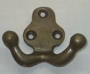Крючок старинный из томпака №2586