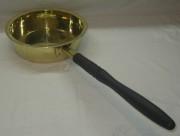 Таз с ручкой, тазик царский для варки варения №2592