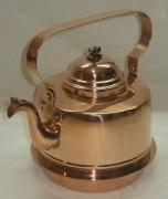 Чайник из меди, на 2 литра, Швеция 20 век №2595