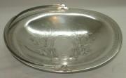 Конфетница старинная, вазочка, серебро 84 пробы, в русском стиле, Россия 1896 год №2635