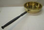 Таз старинный, тазик с ручкой, «Товарищество кольчугина» 19 век №2703