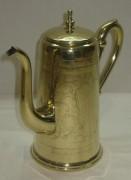 Кофейник старинный на 1 литр, «WMF» Германия 19-20 век №2817