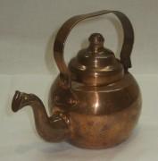 Чайник медный маленький, 0,25 л, Европа 20 век №2856