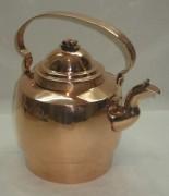 Чайник медный на 4 литра, Европа 20 век №2866