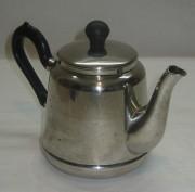 Чайник заварочный, никелировка, «Кольчугино» СССР №2875