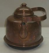 Чайник из меди на 2 литра, «Хельсинки» 20 век №2878