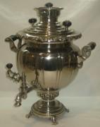 Самовар угольный «чаша», на 8 литров, «ТПЗ» Россия 1920-е годы №783