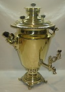 Самовар угольный старинный «рюмка», на 6 литров, Россия 19-20 век №786