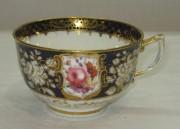 Чашка старинная, фарфор, 19 век №2928