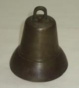 Колокольчик старинный, колокол, бронза №2956